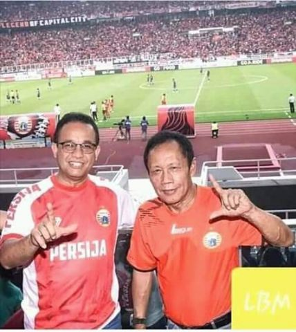 Stadion Persija Segera Ground Breaking