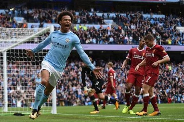 City Pesta Gol ke Gawang Liverpool