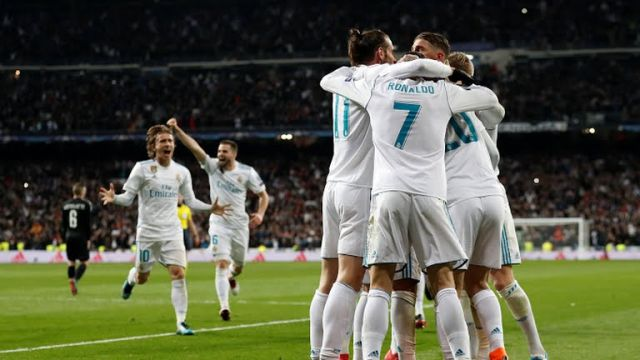 Madrid libas PSG, Liverpool Pesta Gol